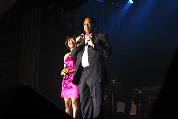 Erica and Dr. Reginald Coopwood