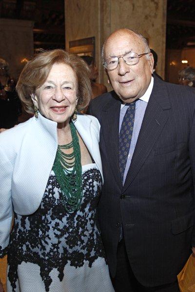 Honey and Rudy Scheidt