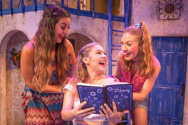 Mama Mia!, Theatre Memphis