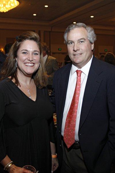 Amy and John Farris