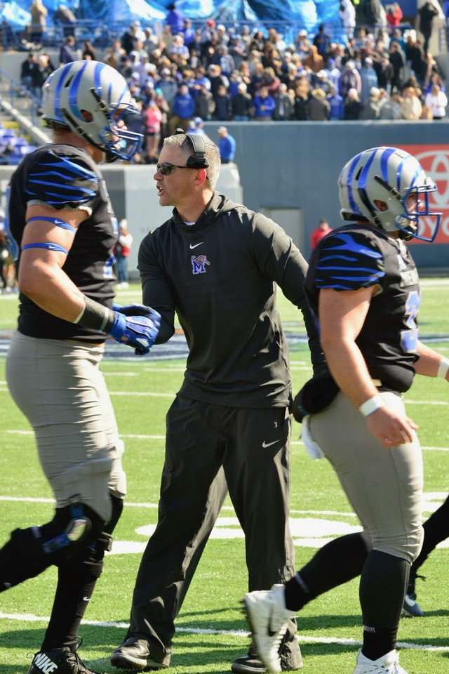 Memphis Tigers Football The Numbers Game Memphis Magazine