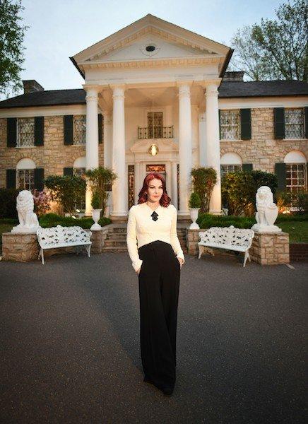 Elegant Southern Style Weekend, Graceland