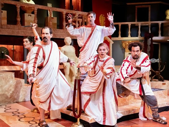 Julius Caesar, Tennessee Shakespeare Company