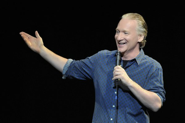 Bill Maher, The Orpheum