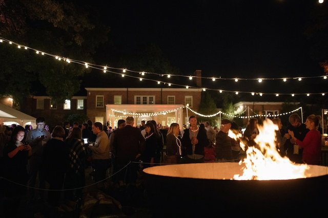 Art on Fire, Dixon Gallery and Gardens