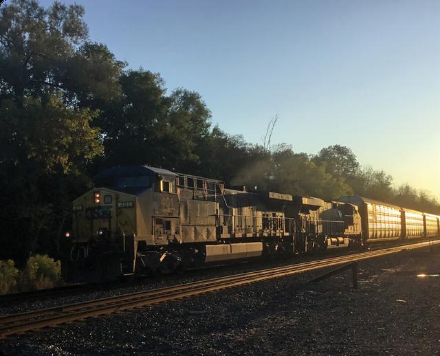 Memphis Trains