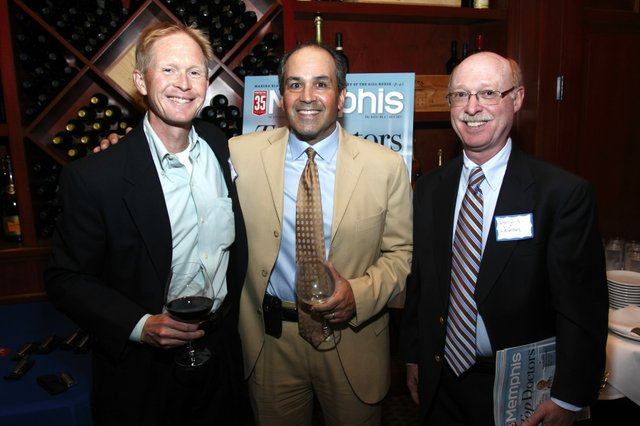 Top Docs 2011 issue release party at Fleming's Prime Steakhouse, presented by SunTrust Bank.