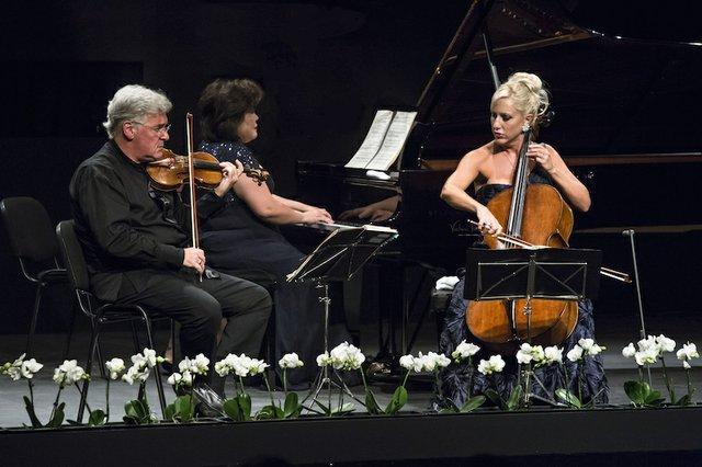 Beethoven Triple Tribute, GPAC