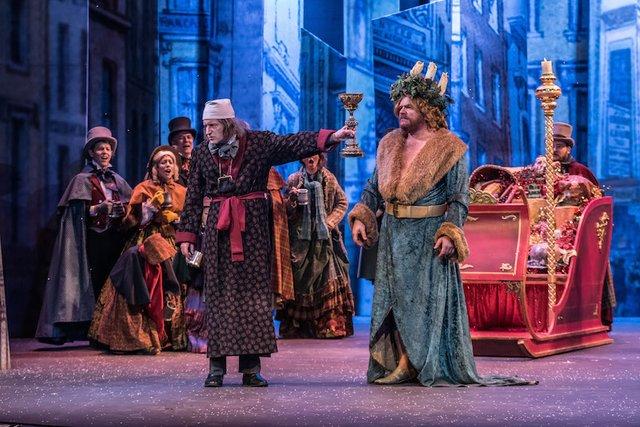 A Christmas Carol, Theatre Memphis