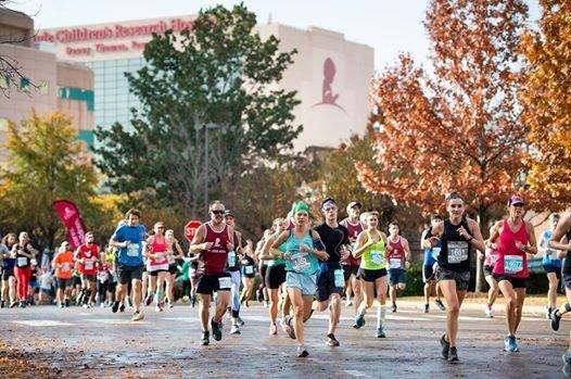 St. Jude Marathon 2019