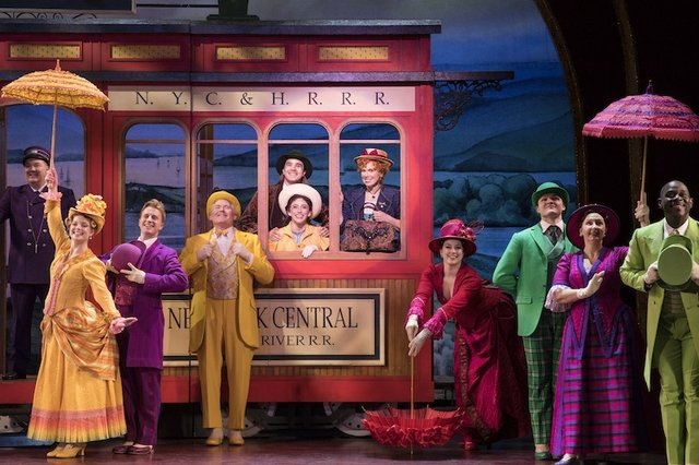 Hello Dolly!, The Orpheum Theatre