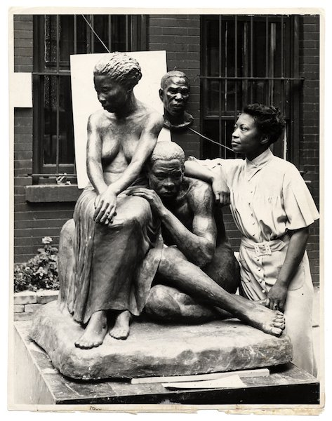 "Opening weekend Brunch + Talk for ""Augusta Savage: Renaissance Woman,"" Dixon Gallery"