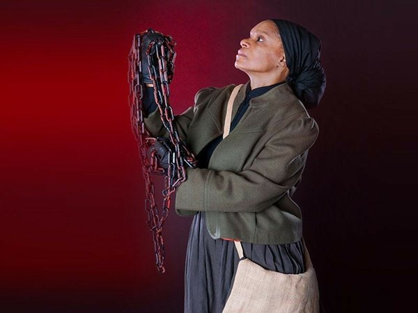 Janice the Griot: Harriet Tubman, Bartlett Performing Arts and Conference Center