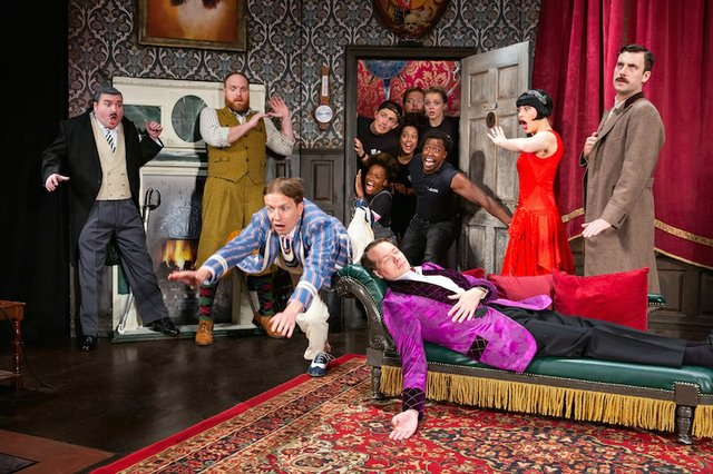 The Play That Goes Wrong, The Orpheum