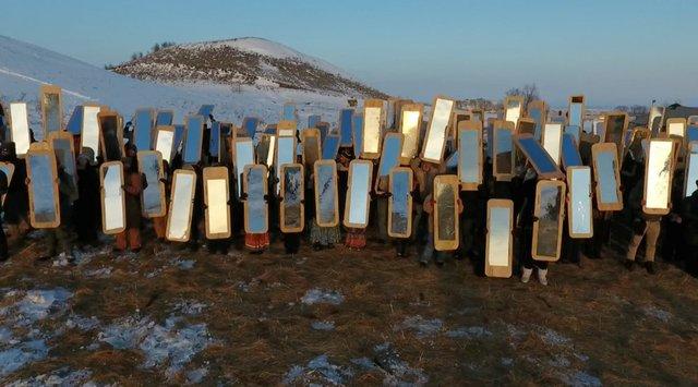 Cannupa Hanska Luger_mirror shields.jpg