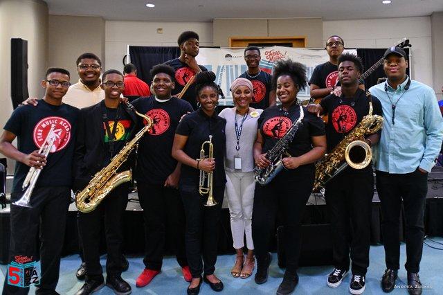 Stax Academy Ensemble