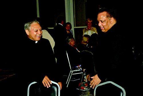 Father Tony Clark & Father Maurice Nutt