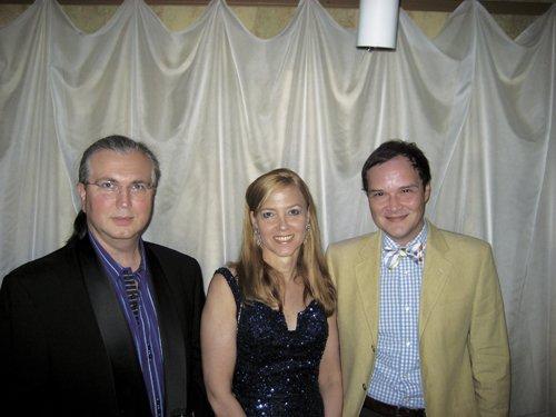 Angelo Rapan, Kristin Rapan, & Jonathan Christian