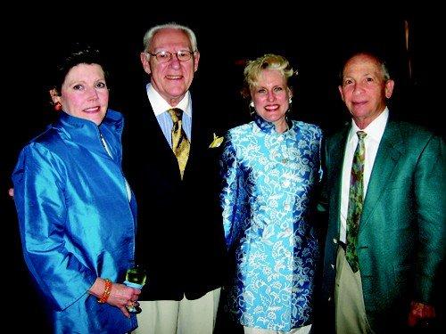 Dabney Coors, Andre Bruce Ward, Debbie & Mel Litch