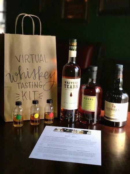 Virtual Scotch Whiskey Tasting, Celtic Crossing