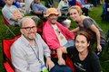 Adam Hohenberg and Robin Salant; (back left) Ron Shapiro and Anna Ellis (back right)