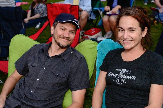 Erik Jambor and Robin Salant