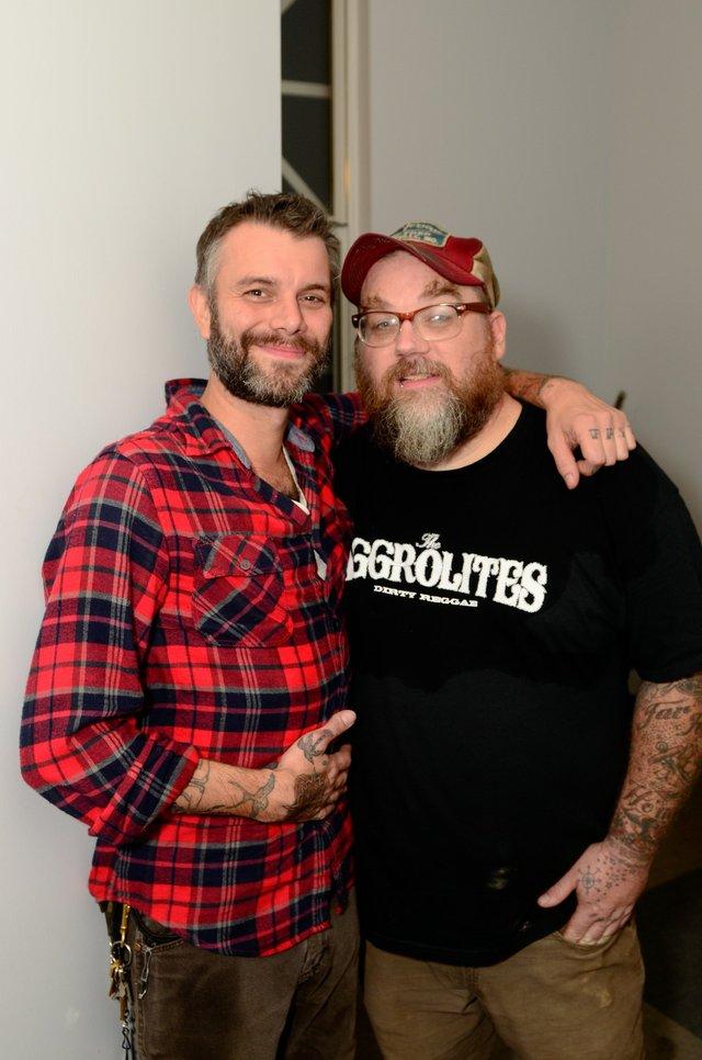 Ben Nichols and Brian Venable