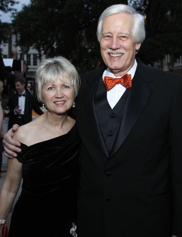 Valleria & Richard Nollan (UTHSC Centennial Committee)