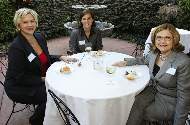 Carma Jude, Brooke Fishbein, & Joyce Carter