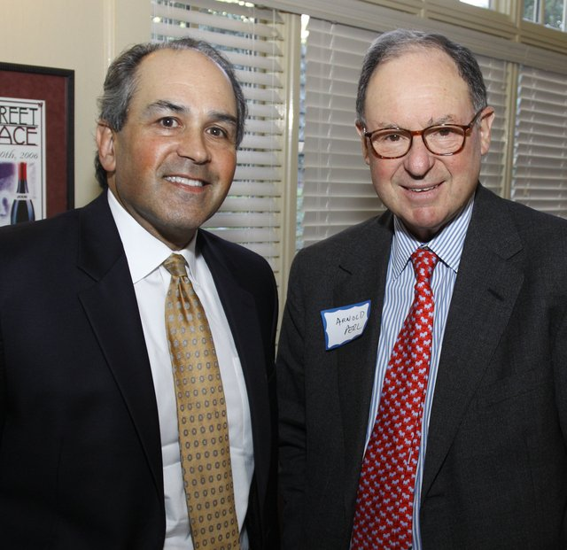 Jeffrey Goldberg & Arnold Perl