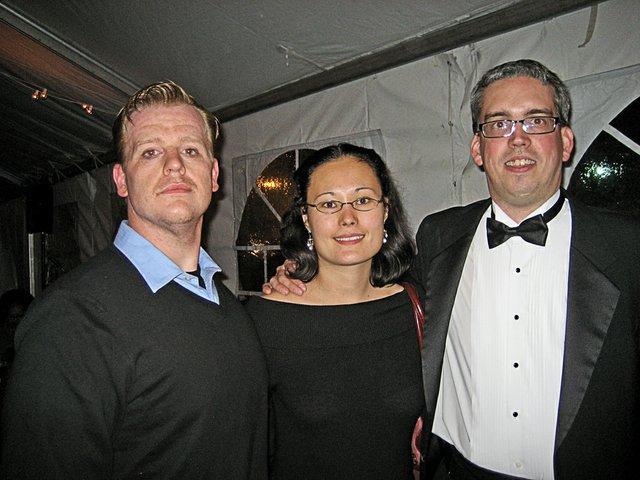 Jeremiah Johnson, Ellen Moore, and Stephen Carey