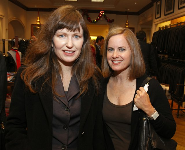Teresa Boyd and Stephanie Wexler Malone