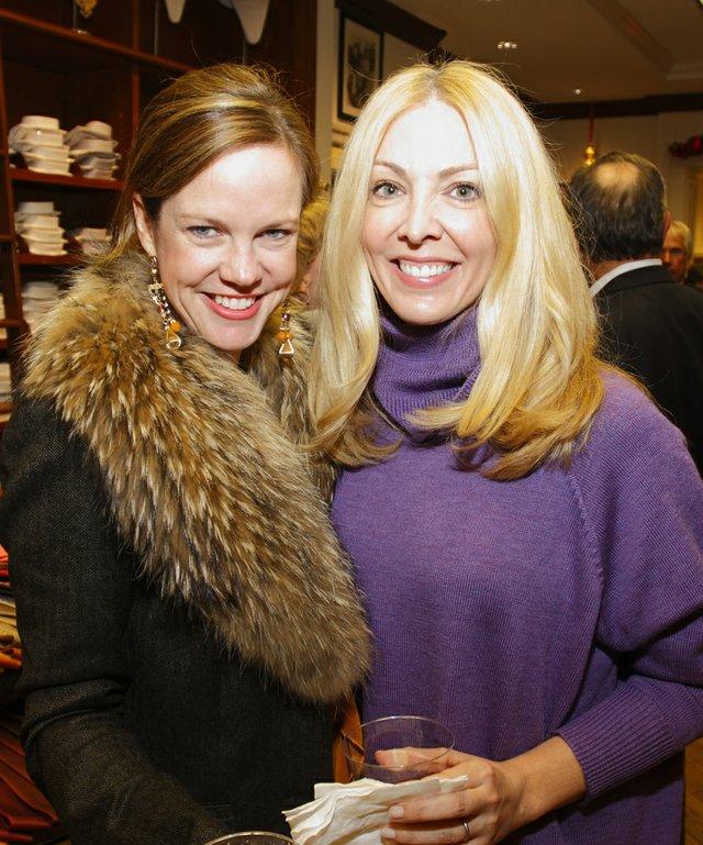 Margaret Ledbetter and Dina Marten