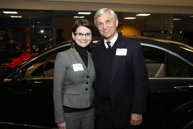 Lauren Fuchs and William Massey
