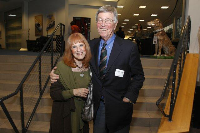 Iris and Ronald Harkavy