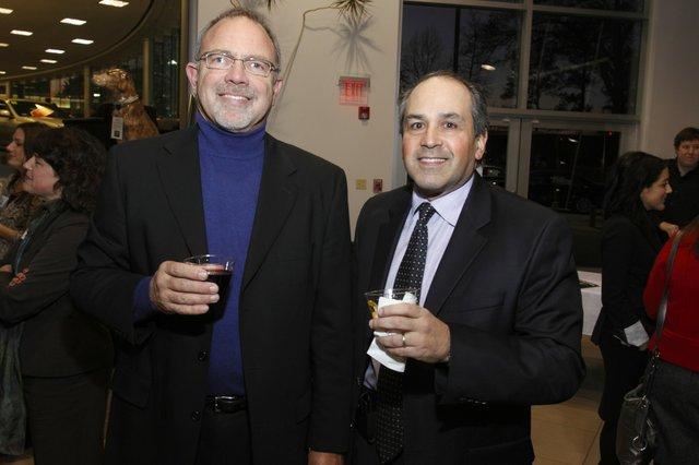 Wayne Scroggins and Jeffery Goldberg