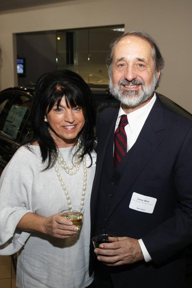 Joy and Larry Rice