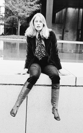 Cybill Shepherd, Photograph Courtesy Robinson / Vogue / Conde´ Nast Archive