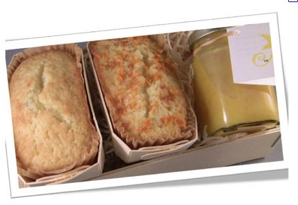 An example of the Nanas' cakes.