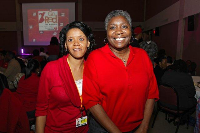 Darlene Metcalf, Ruby Bland