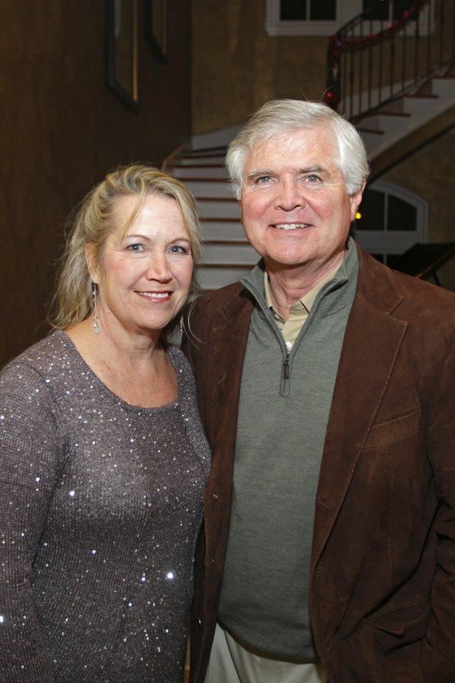 Judy & Hays Brantley