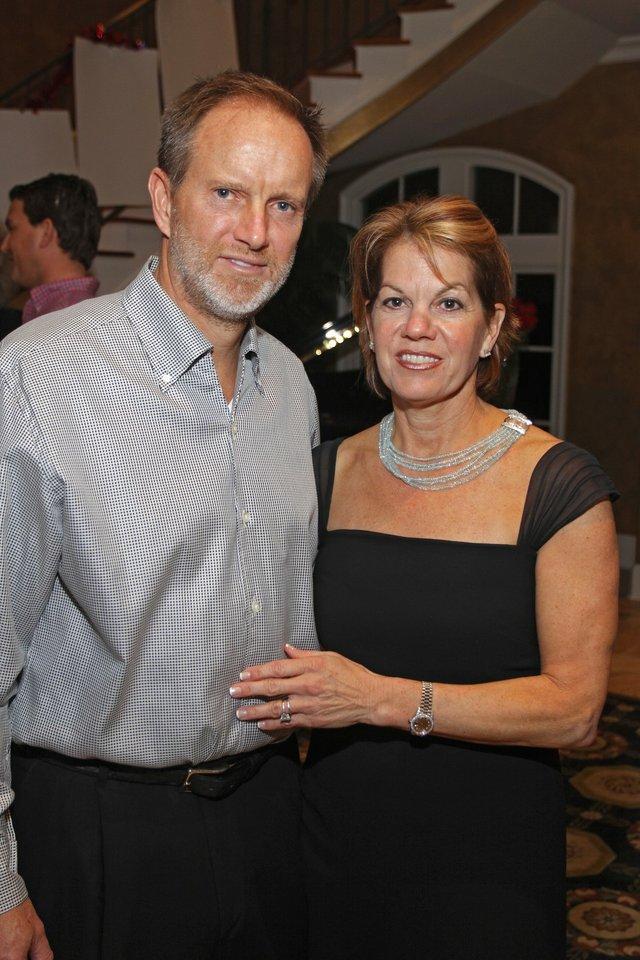 Darrell & Susan Doane