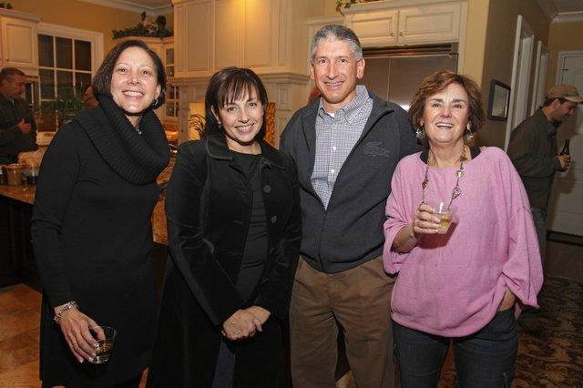 Andrea Bienstock, Bonita & Tim Sammarco, Betty Shadish