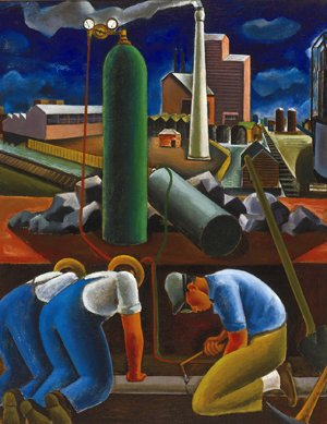 Gilbert, Robert - Industrial Composition.jpg