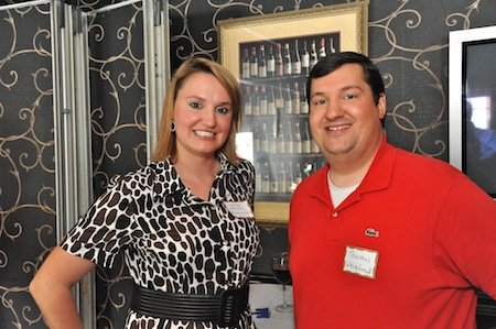 Leslie Skelton of MBQ and Contemporary Media, Inc. and Thomas Whitehead