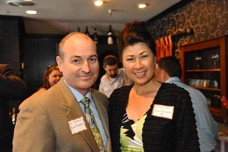 Jay Sieleman and Priscilla