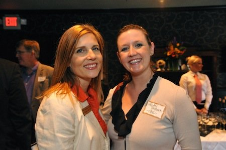 Paula Mitchell of MBQ and Contemporary Media, Inc. and Megan Murdock