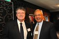 Ken Neill of MBQ and Contemporary Media, Inc. and Rajiv Grover