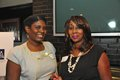Joy Doss and Myra Hamilton