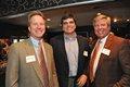 Kelly Truitt, Jeremy Chism, and Karl Schledwitz